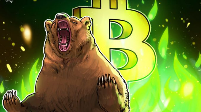 Btc Price Burns Bears En Route To $40k: 5 Things To Watch In Bitcoin This Week