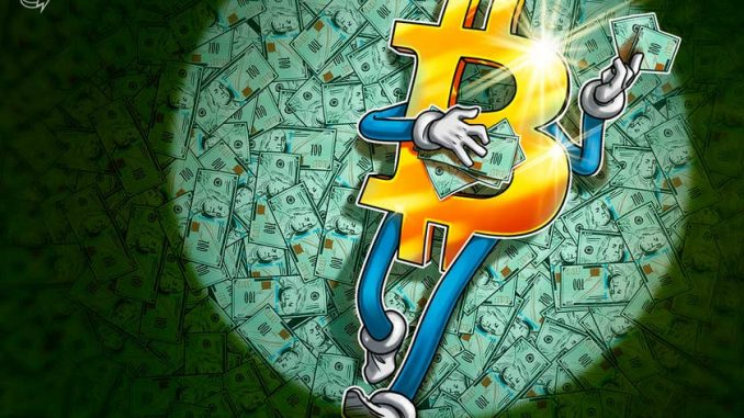 Bitcoin Price Eyes $50k As The Us Dollar Retreats After Hitting Its One-year High