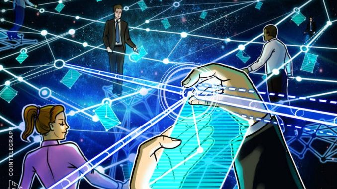 Evolve Or Die: How Smart Contracts Are Shifting The Crypto Sector's Balance Of Power