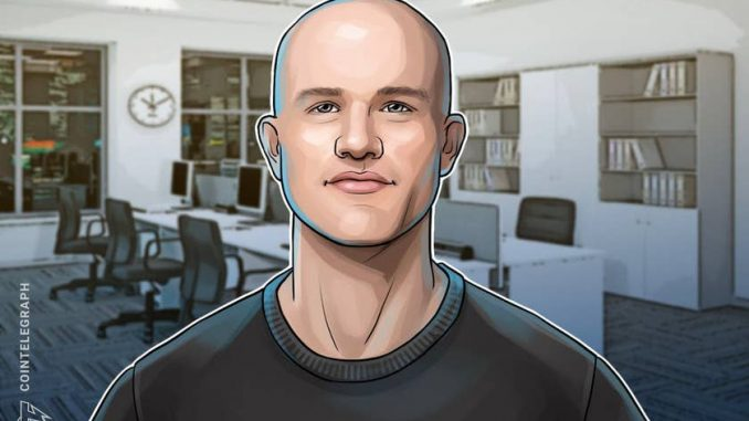 Sec Was The Only Regulator Not Willing To Meet With Coinbase: Brian Armstrong