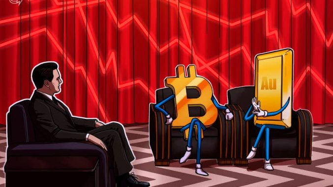Bitcoin's Sharp Fall From $50k Linked To Stronger Us Dollar, Gold — Correlation Shows