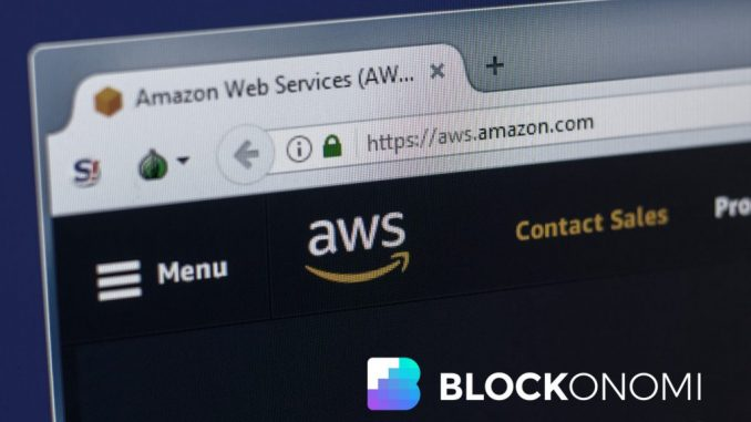 Amazon Adds Support For Ethereum On Amazon Managed Blockchain