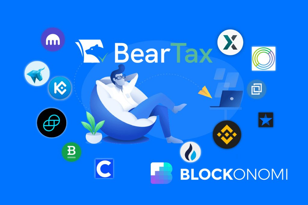 BearTax Review: Bitcoin & Cryptocurrency Tax Software With Automated Calculations