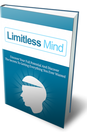 Limitless Mind Ebook with Master Resale Rights