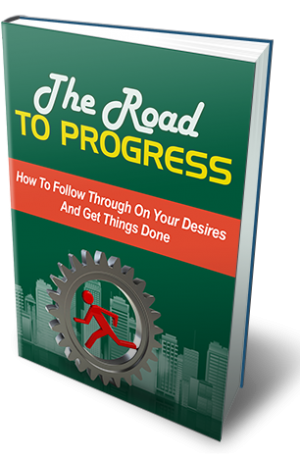 Road To Progress Ebook with Master Resale Rights