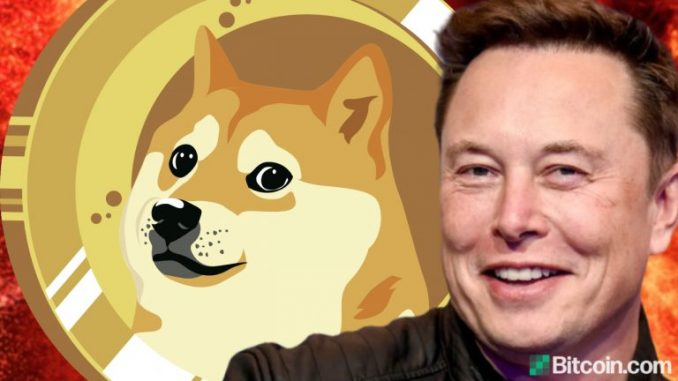 Elon Musk Wants Coinbase To List Dogecoin As The Cryptocurrency's Adoption Grows