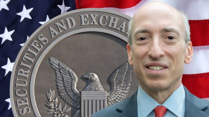 Sec Chairman Gary Gensler: No Plan To Ban Crypto, It's Up To Congress