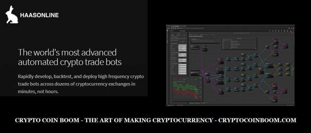 HaasOnline Review - HaasOnline Offers The World's Most Advanced Bitcoin And Crypto Trading Bots HaasBot To Automate Proven Trading Strategies