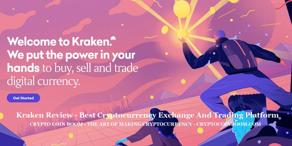 Kraken Review - Bitcoin & Cryptocurrency Exchange And Trading Platform