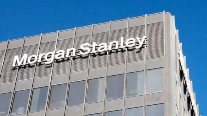 Morgan Stanley: Cryptocurrencies Here To Stay As Serious Asset Class, Bitcoin Making Progress To Replace Dollar