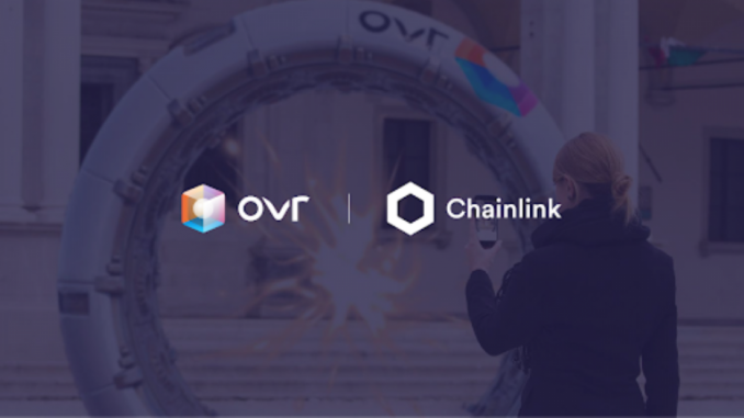 Ovr Using Chainlink To Connect The Metaverse To Real World Data And Events