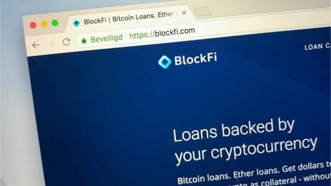 New Jersey's Order Against Blockfi Extended, Vermont Issues Notice To Crypto Lender