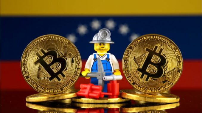 400+ Miners Seized In Venezuela Due To Lack Of Permits