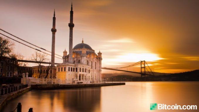 The Turkish Lira Plunges Following Removal Of A Central Bank Governor, Btc Searches Up